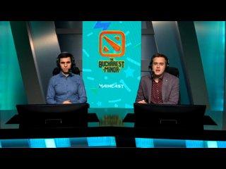 видео: Gambit vs TeamTeam Игра 1