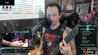 Matt Heafy (Trivium) - Blues Brothers - Soul Man I Metal Cover