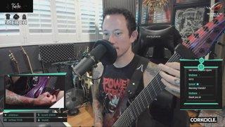 Matt Heafy [Trivium] | warm ups, karaoke, ???