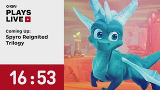 Spyro: Reignited Trilogy - Pre-Release Gameplay Livestream With Toys for Bob - IGN Plays Livelay