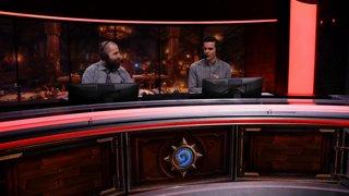 Bunnyhoppor vs BoarControl - Hearthstone Grandmasters Europe S2 2019 - Week 7