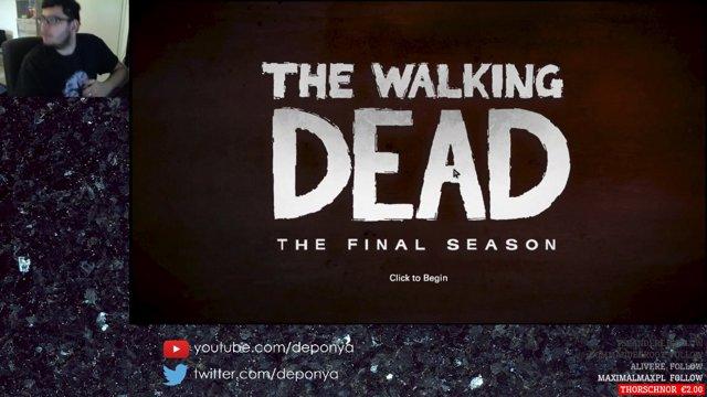 The Walking Dead: The Final Season - Episode 3: Broken Toys [Part 1]