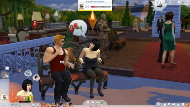 LGR Plays - The Sims 4 ft  PushingUpRoses