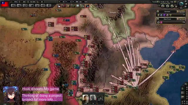 How to Kill Japan As China (Hoi4 MP Game)