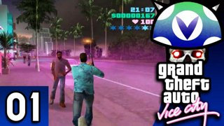 [Vinesauce] Joel - GTA Vice City ( Part 1 )