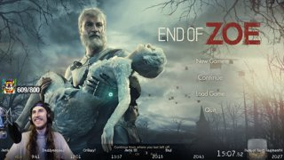 Resident Evil 7 End of Zoe NG (Easy) [PC] - 20:38