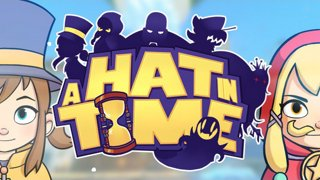 A Hat in Time - Part 1. Chat vs Video Game Drought