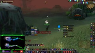 Highlight: the trying to make it premade - horde warrior POV