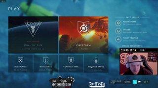 Viss Checks Out Firestorm Battlefield 5 Battle Royale