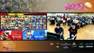 Umebura SP4 SSBU - Brood (Piranha Plant) Vs. Gackt (Ness) Smash Ultimate Tournament Winners Semis