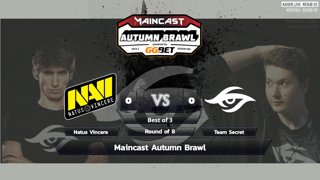 Full: [LIVE-THAI] Maincast Autumn Brawl - Playoff - 12/10/2018 - Cyberclasher