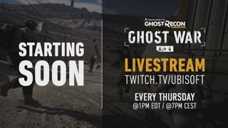 Ghost Recon Wildlands Community Hangouts w/ UbiTone