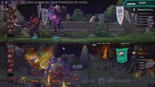 ESL One Hamburg 2018 | Team Aster vs NIP - Game 2