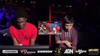 Smash at the Paramount SSBU - Kofi (Falco) Vs. Raptor (Yoshi) Smash Ultimate Tournament Pools