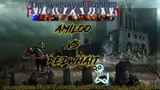 Яркий момент: Турнир The Synergy of Daddies Amiloo vs Redwhait  Полуфинал