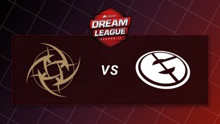 Ninja in Pyjamas vs Evil Geniuses - Game 1 - Playoffs - CORSAIR DreamLeague S11 - The Stockholm Major