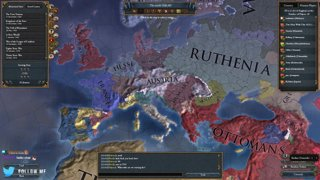 Session 2 of game 35 of HASHINSHIN EU4