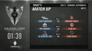 Vainglory - GRAND FINALS: Phoenix Armada vs Team SoloMid