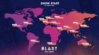 BLAST Pro Series Istanbul 2018 - CS:GO - Cloud9 vs MiBR