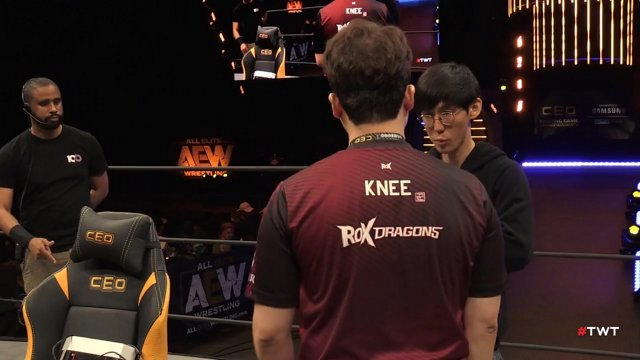 Tekken 7: OGN | JDCR vs. ROX Dragons | Knee - CEO2019 - Winners Finals