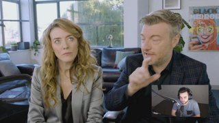 CoD: Blackout & Choose Your Own Interview with Black Mirror's co-creators, Charlie Brooker and Annabel Jones #ad