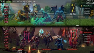 ⭐Thunder Predator vs Torus Gaming (BO1) - Regionales Sudamericanas (Dia 3) ⭐