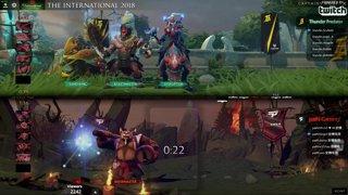 ⭐Thunder Predator vs Pain Gaming (BO1) - Regionales Sudamericanas (Dia 3) ⭐