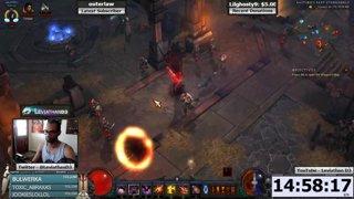 Leviathan111's Top Diablo III: Reaper of Souls VODs