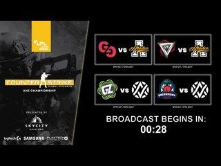 Full Episode: LPL Pro CSGO ANZ Championship Round 5