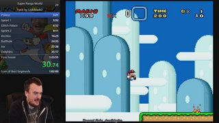 Mario Maker garb, 1 or 2 Panga World Runs / Resident Evil HD to finish