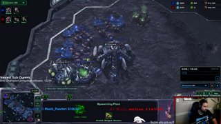 League of Legends, SIKE It's Starcraft 2 Peepmode 9 (ranked, replay, Teams)