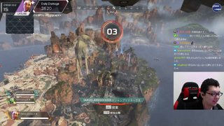 新モード 12kill 1321damage  Apex Legends「翔丸」