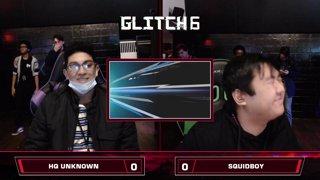 Glitch SSBU - HQ   Unknown (Wolf) VS Squidboy (Incineroar) Smash Ultimate Pools