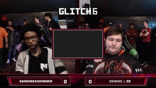 Glitch 6 SSBU - Sardines4Dinner (Pokemon Trainer) VS Demise   ZD (Fox) Smash Ultimate Pools