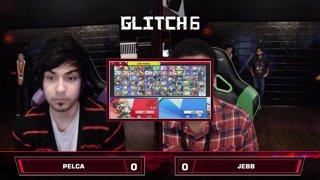 Glitch 6 SSBU - Pelca (Fox, Snake) VS Jebb (Palutena) Smash Ultimate Pools