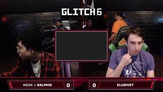 Glitch 6 SSBU - HO3K   Ralphie (Pokemon Trainer) VS Elusivet (Peach) Smash Ultimate Pools