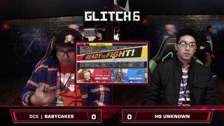 Glitch 6 SSBU - DCE   Babycakes (Donkey Kong) VS HQ   Unknown (Wolf) Smash Ultimate Pools
