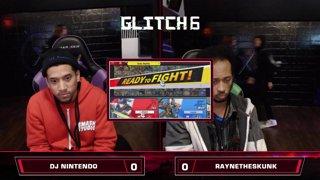 Glitch 6 SSBU - DJ Nintendo (Ike) VS RayneTheSkunk (Wolf) Smash Ultimate Pools