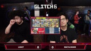 Glitch 6 SSBU - MVG   Light (Fox) VS Mata-Door (Wario) Smash Ultimate Pools