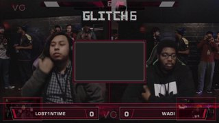Glitch 6 SSBU - Lost1nTime (Jigglypuff) VS WaDi (R.O.B.) Smash Ultimate Pools