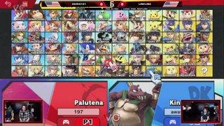 Glitch 6 SSBU - Osiris197 (Falco) VS Linkling (King K. Rool, Dr. Mario) Smash Ultimate Pools