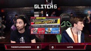 Glitch 6 SSBU - TheReflexWonder (Wario) VS Lutte (Captain Falcon) Smash Ultimate Pools