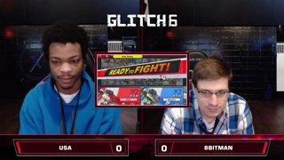 Glitch 6 SSBU - Orpheus (R.O.B.) VS AMG | 8BitMan (R.O.B.) - Smash Ultimate Morph Meter Pools
