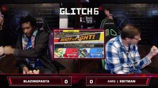 Glitch 6 SSBU - BlazingPasta (Peach) VS AMG | 8BitMan (R.O.B.) - Smash Ultimate Morph Meter WSF