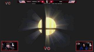 Glitch 6 SSBU - Demise | Seagull Joe (Wolf) VS MVD (Snake) - Smash Ultimate Morph Meter WSF