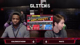 Glitch 6 SSBU - ColdWeatherr (Pit) VS Phitz (Lucina) - Smash Ultimate Morph Meter Pools