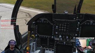 New Handcam Formation Flight   DCS Aerobatics Online