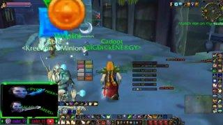 Highlight: premades - ranker comp paladin 2 warrior XD