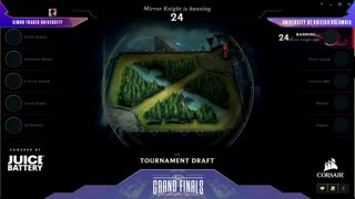 Semifinals: Simon Fraser vs British Columbia - Game 3