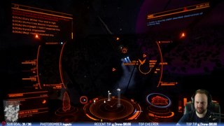 Cmdr. Dimitri Murphy has a Close Call